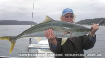 Big Kingfish from Pittwater Sydney